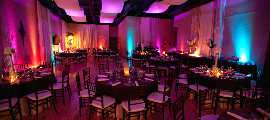 The Intimate Elegant Hamilton Event Center