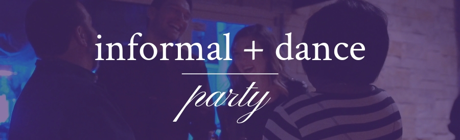 Informal & Dance Party Package