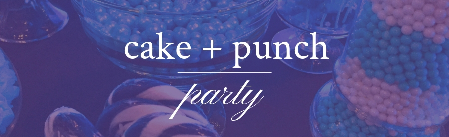 Cake & Punch Party